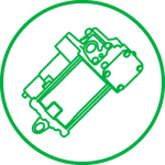 Compresores de Suspensión Neumática