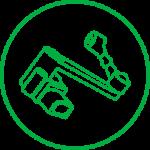 Sensor de Altura Regulable