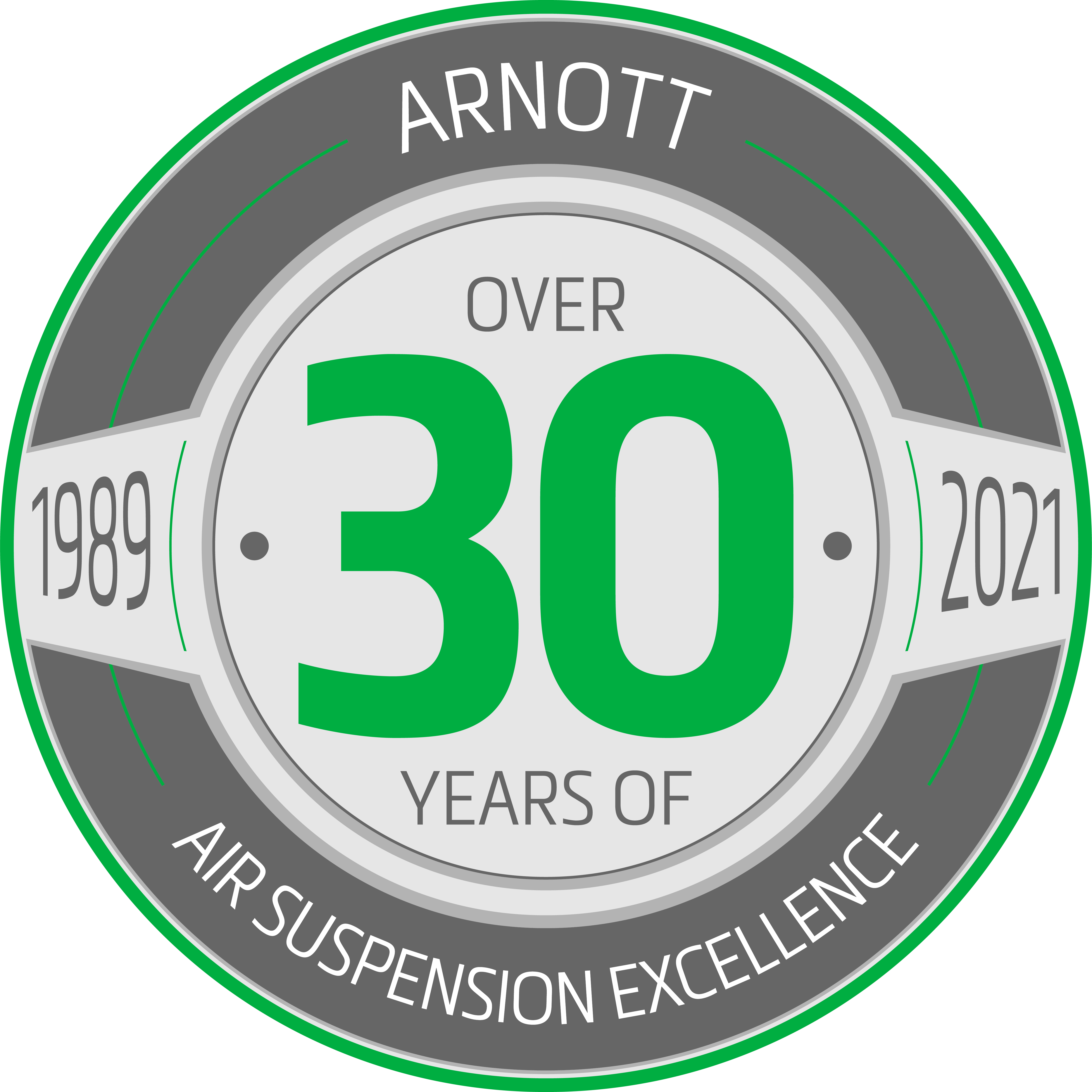 Arnott: Over 30 Years of Air Suspension Excellence